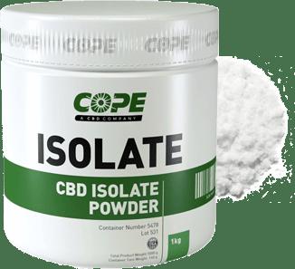 Wholesale & Bulk CBD Isolate For Sale - COPE CBD